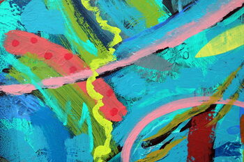 abstract 25 - Stampe d'arte