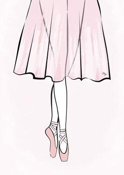 Illustrazione Ballerina