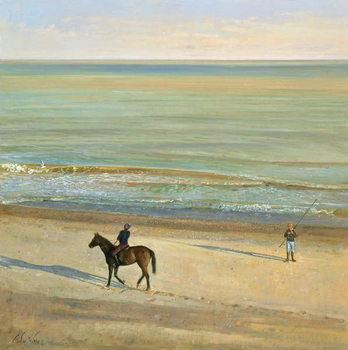 Beach Dialogue, Dunwich - Stampe d'arte