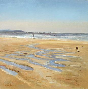 Beach Strollers - Stampe d'arte