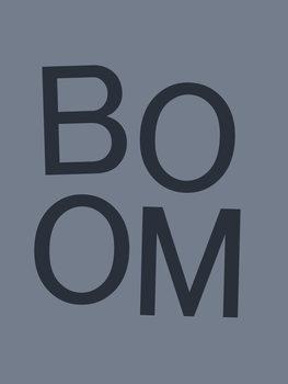 Illustrazione boom