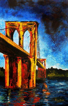 Brooklyn Bridge to Utopia, 2009 - Stampe d'arte