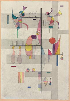 Distribution, 1934 - Stampe d'arte