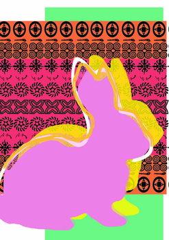 Easter Greetings, 2015, digital - Stampe d'arte