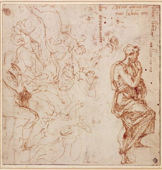 Figure Studies for a Woman - Stampe d'arte