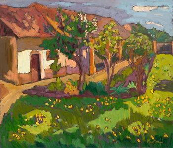 Garden in May, 2012 - Stampe d'arte