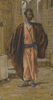 Judas Iscariot, illustration from 'The Life of Our Lord Jesus Christ', 1886-94 - Stampe d'arte