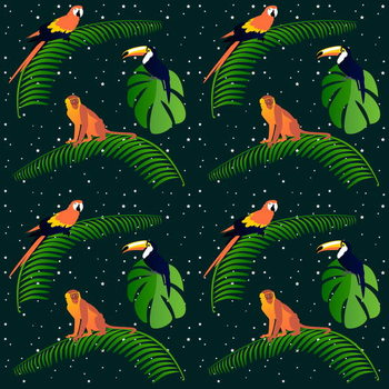 Jungle Fever - Stampe d'arte