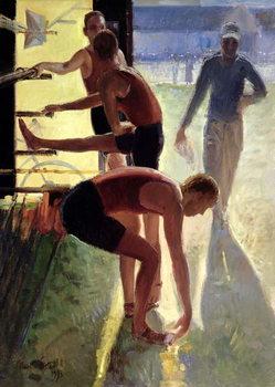 Limbering Up, 1993 - Stampe d'arte