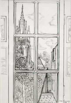 Marlow Church,2015 - Stampe d'arte