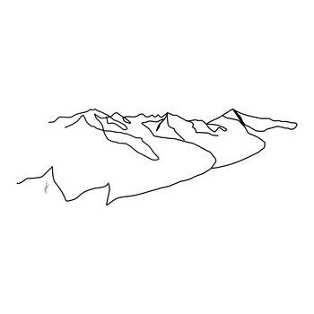 Illustrazione Monta