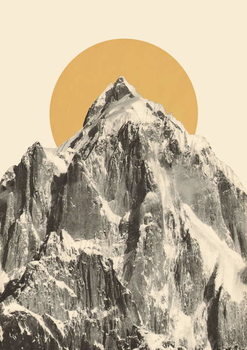 Mountainscape 5 - Stampe d'arte