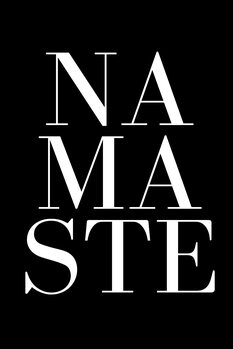 Illustrazione Namaste