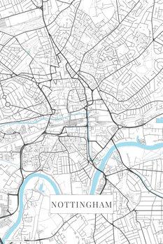 Mappa Nottingham white
