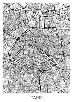 Mappa Paris
