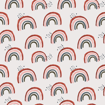 Illustrazione Rainbows repeat