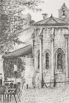 Saint Emilion France, 2010, - Stampe d'arte