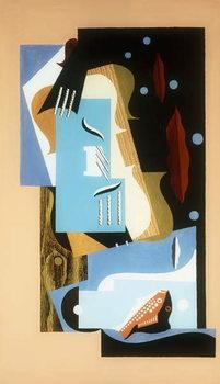Still Life with The Great Bear; Nature Morte a la Grande Ourse, 1926 - Stampe d'arte
