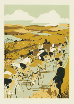 Tour de Yorkshire - Stampe d'arte