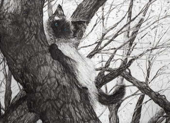 Up the apple tree, 2006, - Stampe d'arte