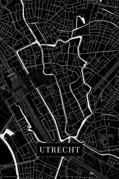 Mappa di Utrecht black