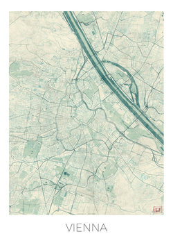 Mappa di Vienna