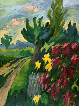 Along the Road - Stampe d'arte