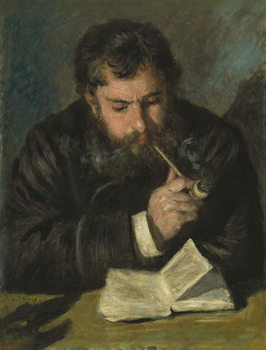 Claude Monet, 1872 - Stampe d'arte