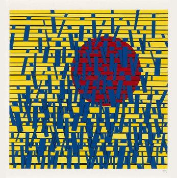 Crossed Lines - Stampe d'arte