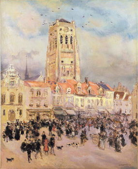Northern Town - Stampe d'arte