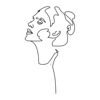 Illustrazione Notte