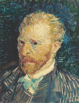 Self Portrait, 1887 - Stampe d'arte
