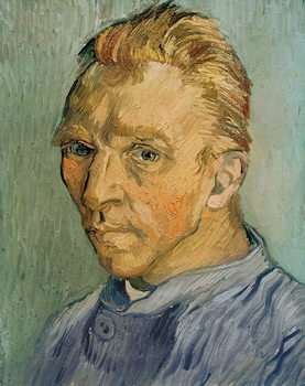 Self Portrait, 1889 - Stampe d'arte