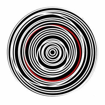 The Air, 2015, screenprint - Stampe d'arte