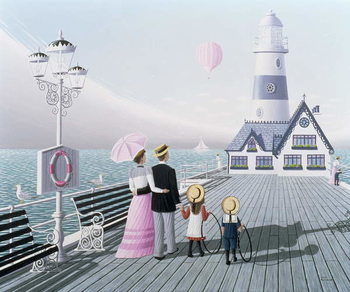 The Lighthouse, 1996 - Stampe d'arte