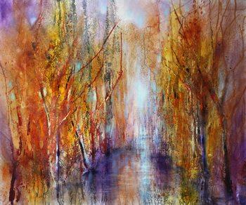 Ilustrare ...and autumn begins