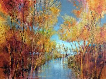 Ilustrare Autumn joy