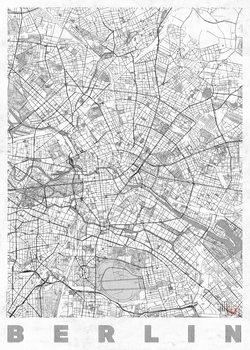 Harta orașului Berlin