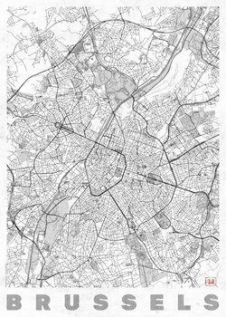 Harta Brussels