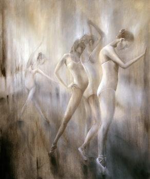 Ilustrare Dancers