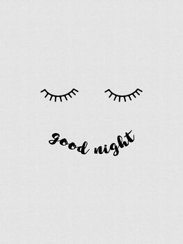 Ilustrare Good Night