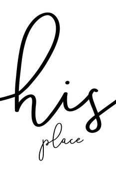 Ilustrare His place