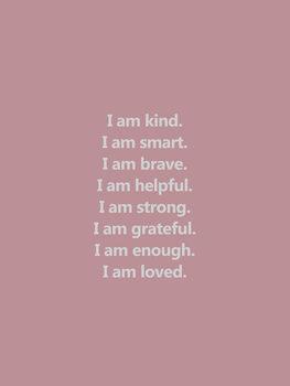Ilustrare I am kind