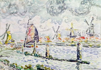 Overschie, 1906 Reproducere