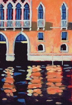 Palazzo, Venice Reproducere