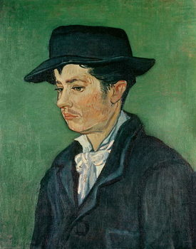 Portrait of Armand Roulin, 1888 Reproducere