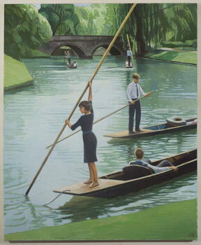 Punting on the Cam, 2010 Reproducere