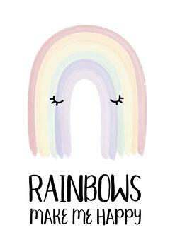 Ilustrare Rainbow