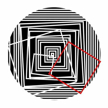 The Land, 2015, Screenprint Reproducere