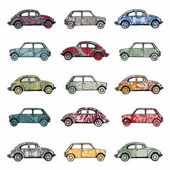 Traffic Jam, 2012 Reproducere